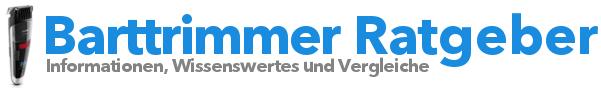 Barttrimmer Ratgeber 2017
